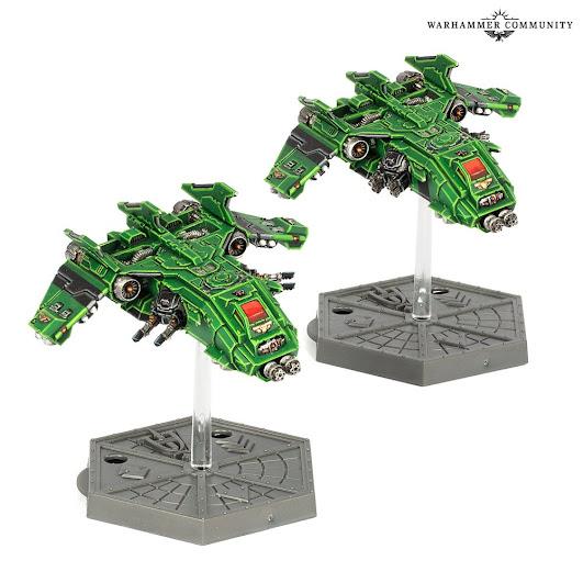 Fire Raptor Aeronautica Imperialis
