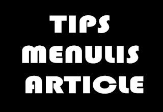 tips and tricks menulis artikel seo