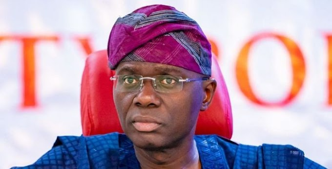Really? So, It's Me You Drew Like This? Come To My Office To Present This – Sanwo-Olu Dare A Young Artist