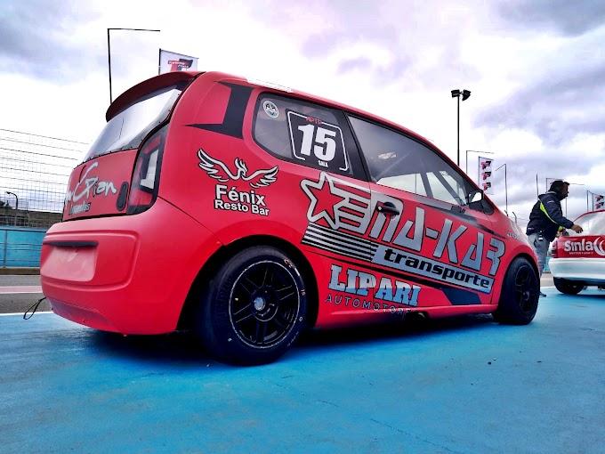 El piloto de San Pedro correrá el Volkswagen Up de Mariano Sala en la Clase 2 en Río Cuarto, por la novena fecha del campeonato