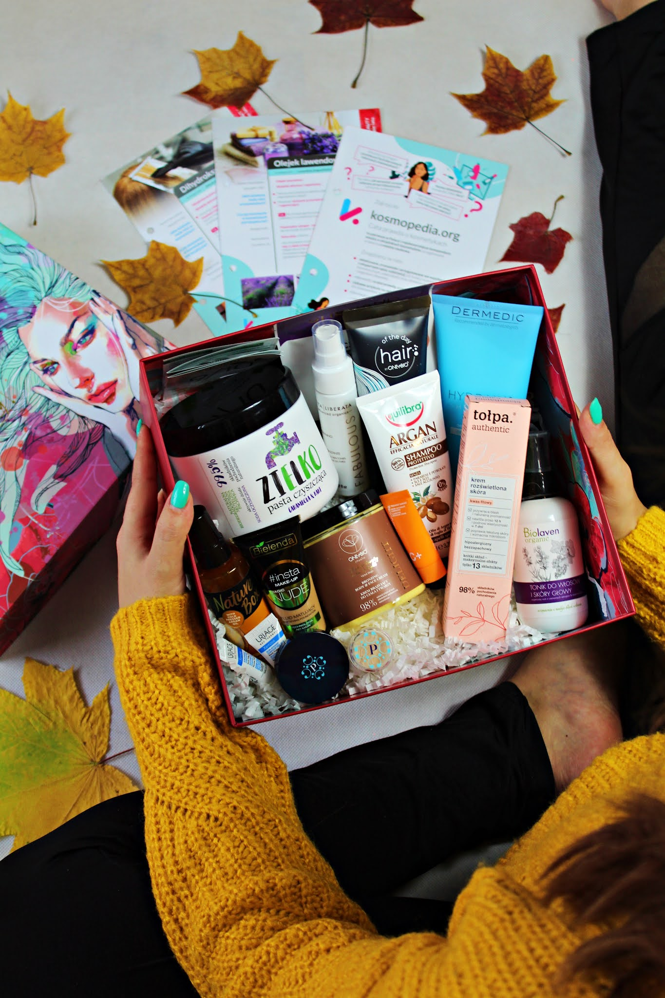 Pure Beauty BOX - BABIE LATO - openbox