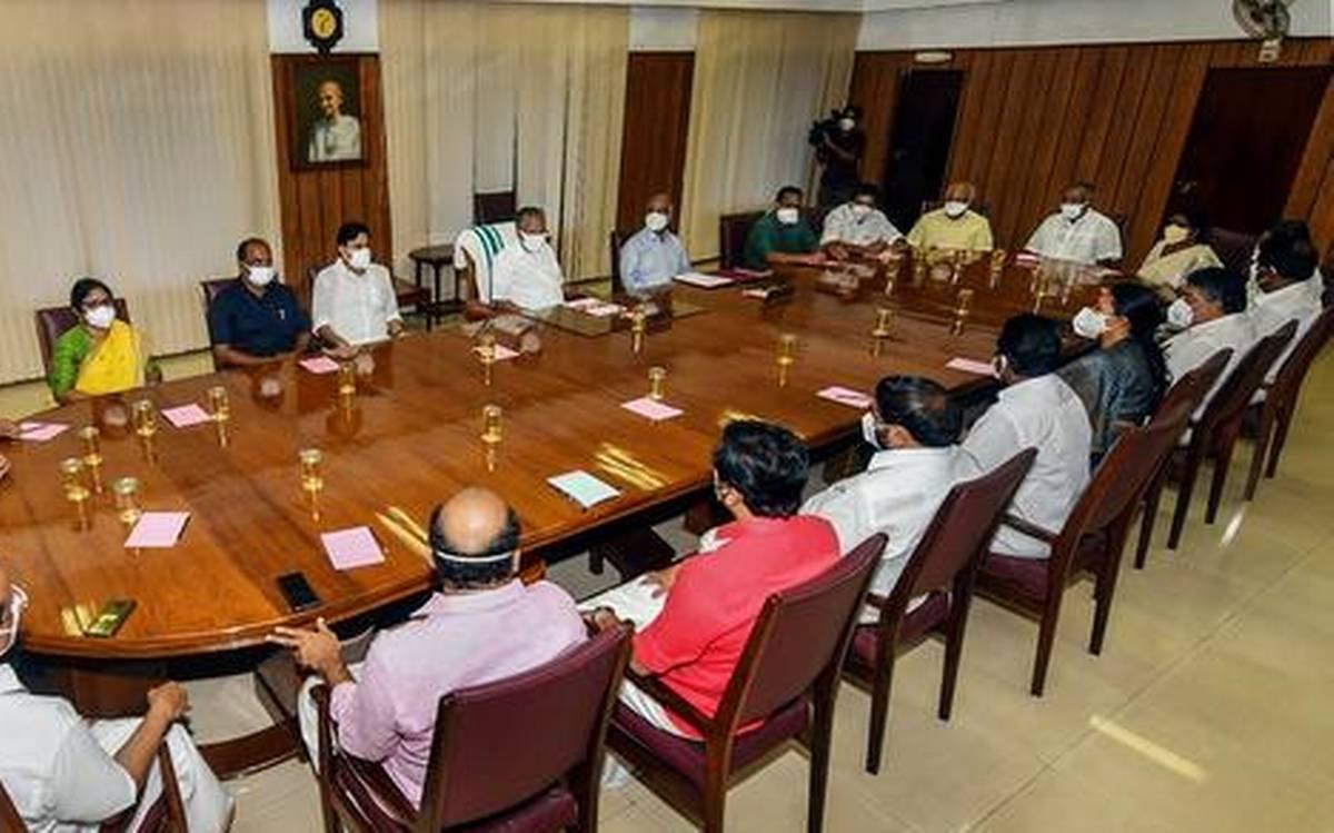 മന്ത്രിസഭായോഗ തീരുമാനങ്ങളൾ  | Cabinet decisions 13-10-2021