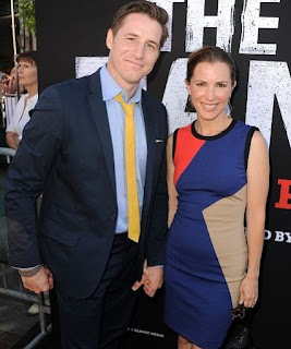 Amber Jaeger with her spouse Sam Jaeger