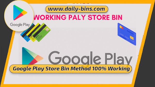Google Play Store Bin Method 100% Working