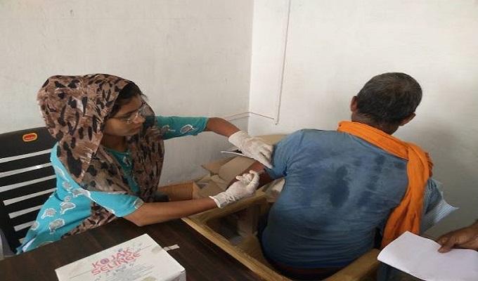 गाजीपुर जिले में अब सप्ताह में 4 दिन गांवों में लगेगा कोरोना टीकाकरण कैंप