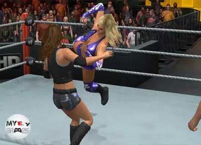 شرح عن لعبة WWE SmackDown vs Raw 2011 برابط مباشر من ميديا فاير