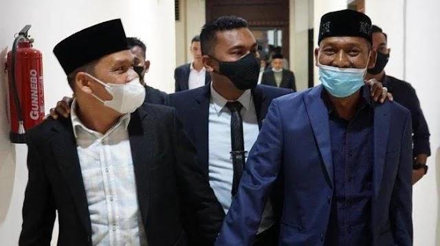 Pimpinan DPRA Minta Maaf Soal Anggotanya yang Adu Jotos, Safaruddin: Ini yang Pertama dan Terakhir