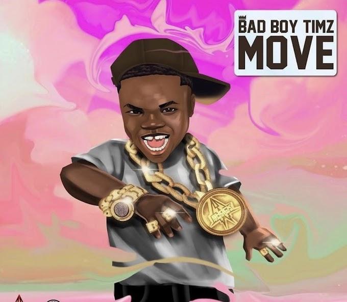 Music MP3: Bad Boy Timz – Move