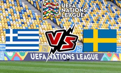 السويد و اليونان بث مباشر