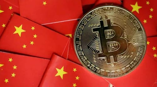 The Chinese are working hard to protect their Bitcoin