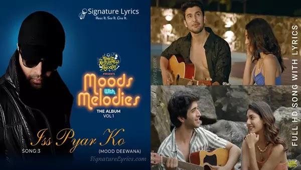 Iss Pyar Ko Lyrics - Dev Negi | Himesh Reshammiya | Sonakshi Singh Rawat, Parth & Navneet Malik