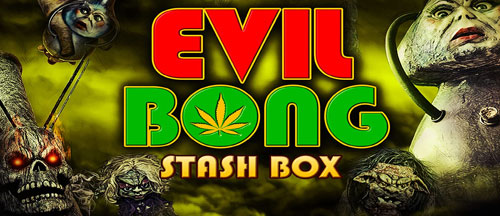 New on Blu-ray: THE EVIL BONG STASH BOX - 9-Film Collection