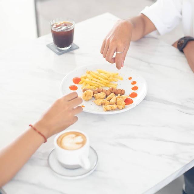 Menu di NDN Coffee & Eatery Semarang