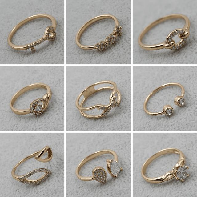 Кольца Xuping Jewelry бижутерия