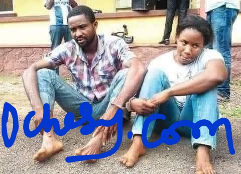 Husband caught wife with lover on matrimonial bed, kills the lover.