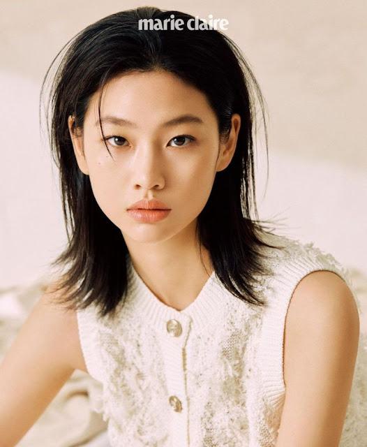 Jung Ho Yeon Biodata, Agama, Pacar, IG Asli, Drama Dan Profil Lengkap