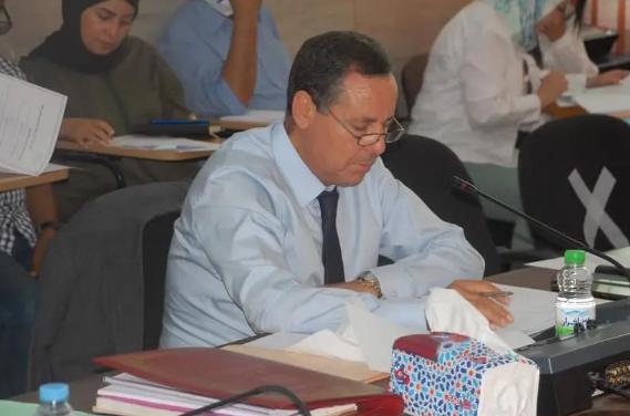 تجار الأسواق الأسبوعية يحتجون ضد رئيس المجلس الجماعي لتازة