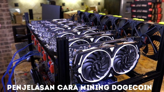 Penjelasan Cara Mining Dogecoin