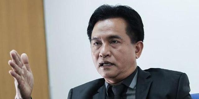 UU Landasan JR Produk SBY, Yusril Ihza Mahendra: Apakah Bisa Disebut Pengikut Hitler?