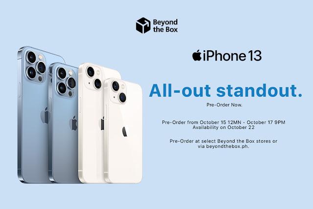 iPhone 13 Beyond the Box Gizmo Manila