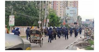 কুমিল্লায় বিজিবি মোতায়েন, ঘটনা খতিয়ে দেখছে সরকার