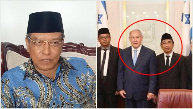 Said Aqil Ngaku Tolak Berkunjung ke Israel, Sindir Calon Ketum PBNU Yahya Staquf?