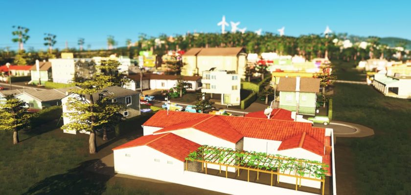 How to rotate objects in Cities Skylines
