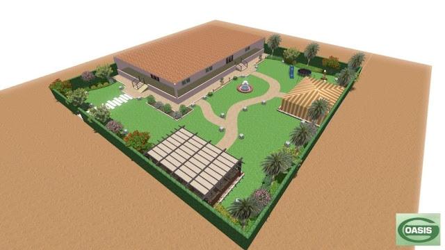 افضل شركة زراعة أشجار الحدائق بجدة 0580309536