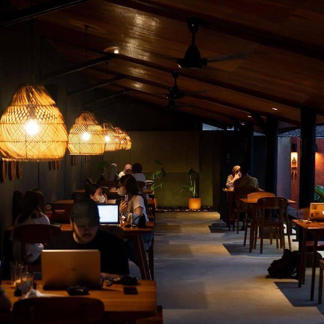 Mohan Cafe Sleman Yogyakarta