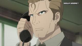 月とライカと吸血姫 第2話 | ヴィクトール中将 Lieutenant Victor | Tsuki to Laika to Nosferatu