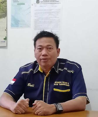 Memasuki usia Kabupaten Tangerang yang ke 389  tahun merupakan usia yang cukup produktif dalam sebuah pembangunan daerah ke arah yang lebih baik