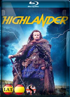 Highlander, El Ultimo Inmortal (1986) REMUX 1080P LATINO/ESPAÑOL/INGLES