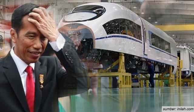 APBN Biayai Kereta Cepat Jakarta-Bandung, Mardani: Malapetaka yang Mengerikan