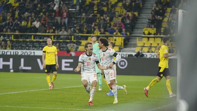 ملخص واهداف مباراة بايرن ميونخ وبوروسيا دورتموند (3-1) كاس السوبر الالماني