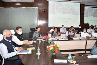 Niti Aayog is doing partnership to development of Uttarakhand
