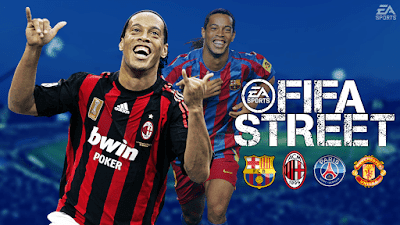 FIFA Street 4 PPSSPP ISO for Android Free Download