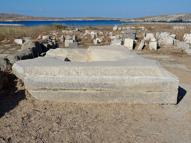 Tucked-away marble quarries discovered as source for Archaic Apollo