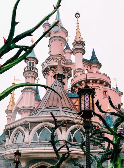 La Tanière du Dragon Lair Disneyland Paris