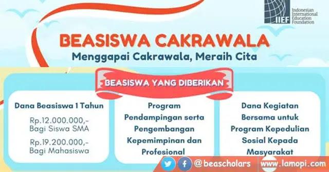 Beasiswa Cakrawala
