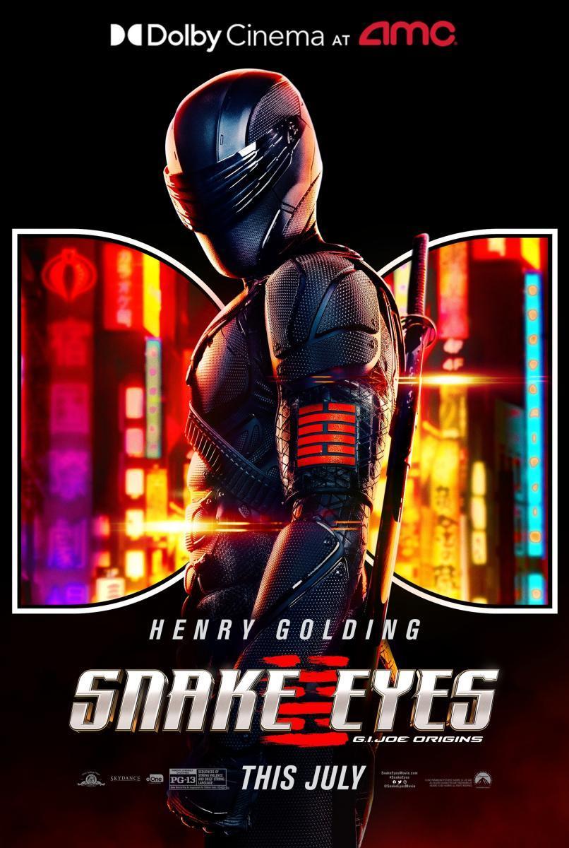 Download Snake Eyes (2021) Full Movie in English Audio Esub BluRay 720p [1.2GB]