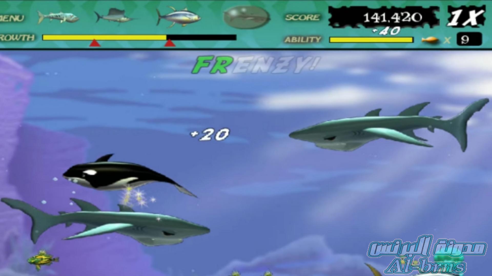 تحميل لعبة السمكة القديمة للاندرويد