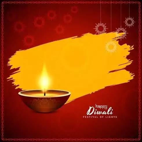 Diwali Banner Marathi