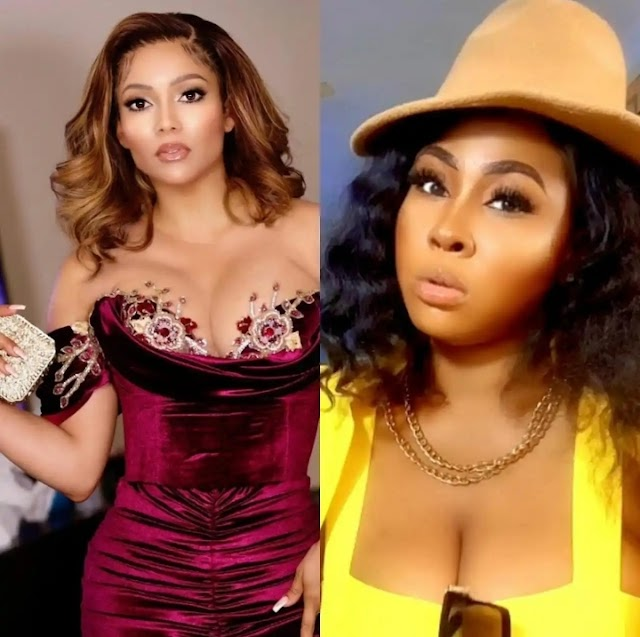 """Nobody should blame Maria 'Actress Charity Nnaji blames Cubana Chief Priest's 'brother-in-law"""" for creating the environment that allowed the sidechic disrespect the wife"""