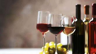 Penelitian Menyarankan Minum Anggur Lebih Sehat Dari pada Bir atau Minuman Beralkohol