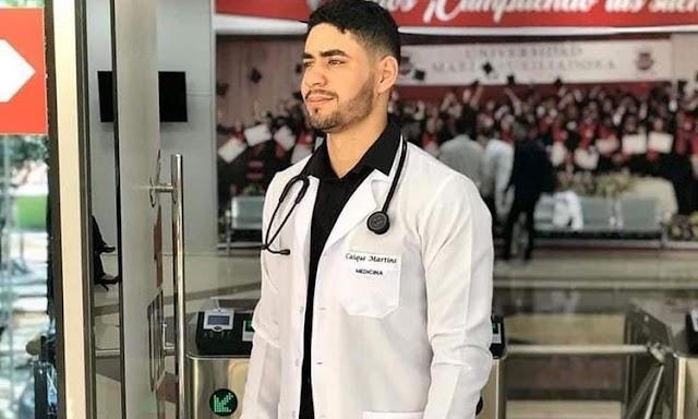 Estudante de medicina é morto a facadas em Canarana