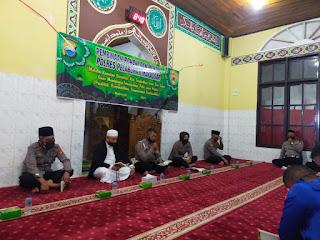 Berikan Siraman Rohani dan Moralitas, Polres Pelabuhan Makassar rutin gelar Binrohtal