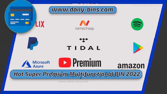 Premium Multifunctional BIN 2022