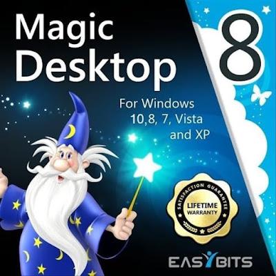 Easybits Magic Desktop 9.5.0.219 Full Crack Terbaru