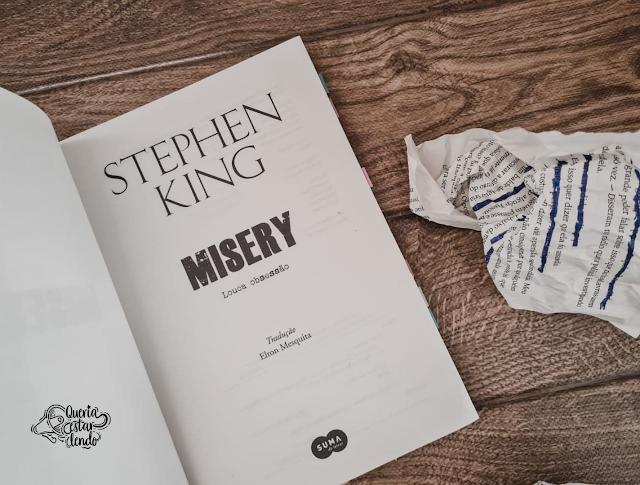 Resenha: Misery - Stephen King
