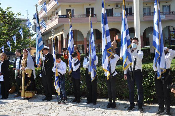 O εορτασμός για την 109η Επέτειο Απελευθέρωσης της Πρέβεζας